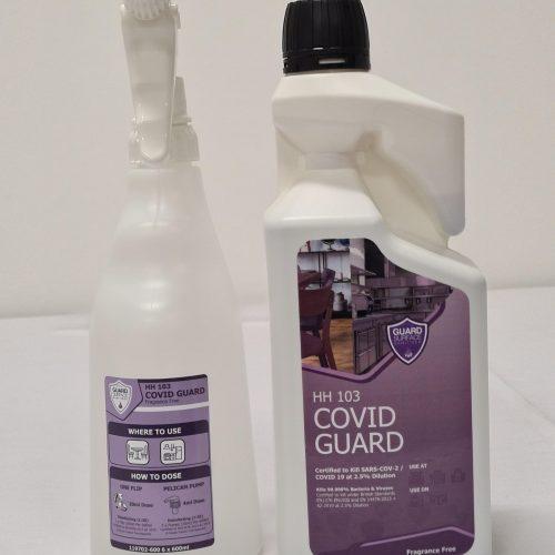 InnuScience Covid Guard fragrance free